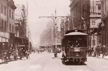 Goerge Streeet i 1905